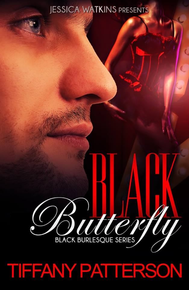 Black Butterfly Cover